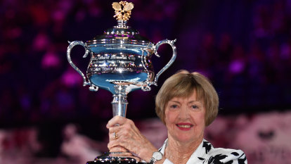 Recognising Margaret Court's record was the right thing to do