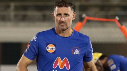 Hussey to be airlifted to Chennai as players begin long journey home