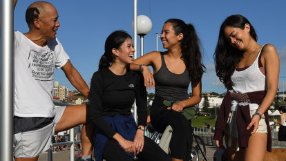'Synonymous with the whole of Sydney': Charlie Teo his 'angels' ready for City2Surf