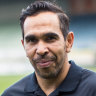 Optus Stadium crams 10 games in 22 days, but spare a thought for Eddie Betts