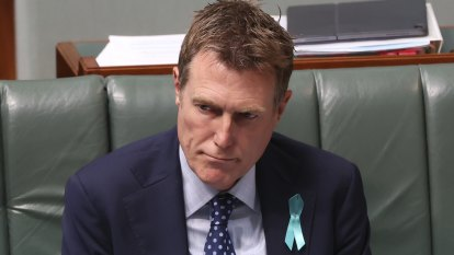 Why Attorney-General Christian Porter's seat could soon be abolished
