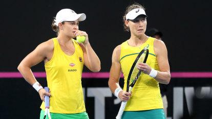 Australia to face Belgium, Belarus in Fed Cup quest