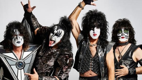 Rock icons Kiss announce final ever Australian tour
