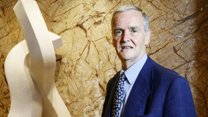 'Protected species': Former bank executive Rob Ferguson gives big four a serve