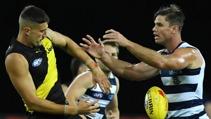 Wayne Carey: Geelong have the armoury and depth to reverse round 17 result