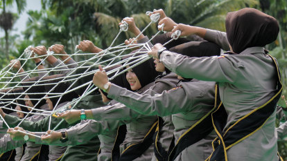 Indonesian army finally ends virginity tests for female recruits