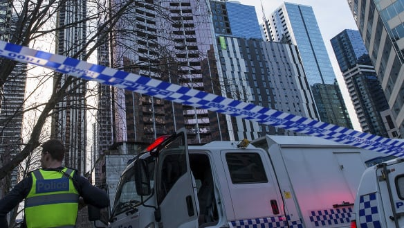 Nineteen-year-old woman dead in CBD apartment