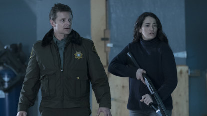 The Crossing: cancelled after one season, but it shouldn't have been