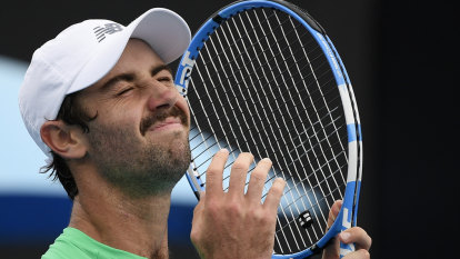 Aussie Thompson out of Delray Beach Open