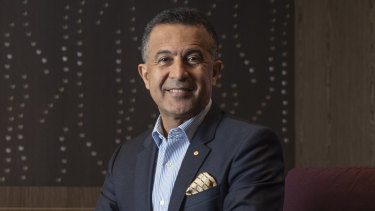 Former SBS boss Michael Ebeid delivered a scathing verdict on the turmoil at the ABC.