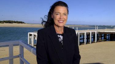New Labor MP for Corangamite Libby Coker.