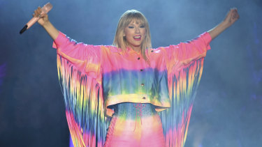 Whatever Taylor Swift cost, the Victoria Racing Club hopes to get a major return on its investment.