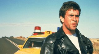 A low budget film that inspired a series: Mel Gibson in Mad Max.