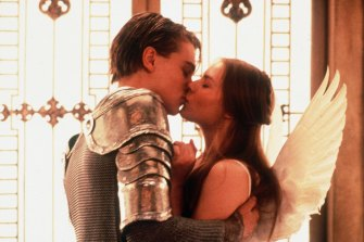 Should Shakespeare have let Romeo (Leonardo DiCaprio)  and Juliet (Claire Danes)  live?