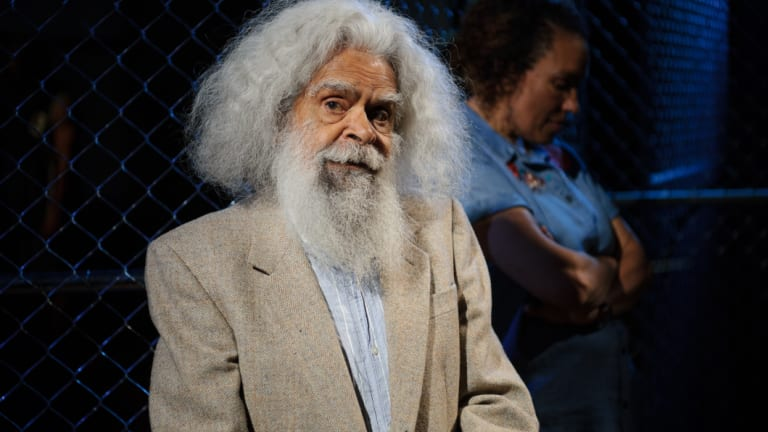 Jack Charles in Bottomless.