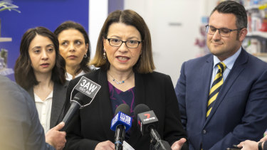 Victorian Health Minister Jenny Mikakos announced the changes on Thursday.