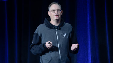 Fortnite Tim Sweeney Made One Key Decision Now He Is A Billionaire
