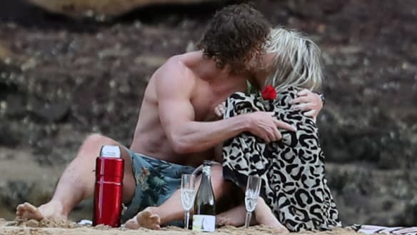 Three times a charm for The Bachelor Nick 'Honey Badger' Cummins