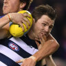 Don't jump at shadows, says Dangerfield