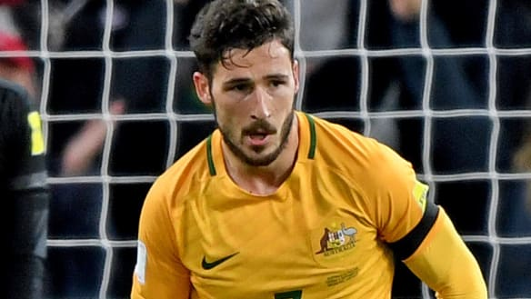 The demise of the Socceroos' back three has Leckie hoping to run free