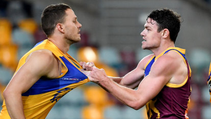 Lions prevail as West Coast's hub hurt continues