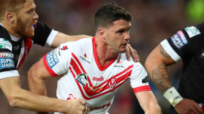 Bennett names three former NRL players in British Test squad