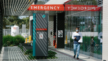 The Northern Beaches Hospital in Frenchs Forest, Sydney