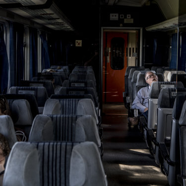 The nine-hour rail trip from  Budapest to Belgrade gives new meaning to a slow Europe experience.