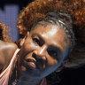 Serena a winner on losing side as she prepares for Federer showdown