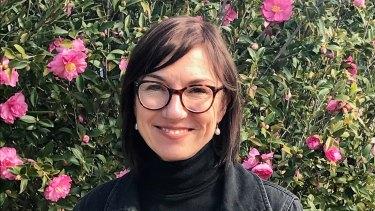 Coonabarabran School Principal, Mary Doolan.