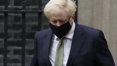British Prime Minister Boris Johnson has announced the England will go into a tighter lockdown.