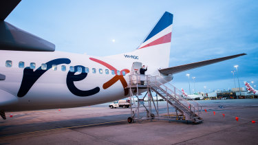 Rex is launching flights between Sydney and Canberra.