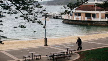 The northern beaches lockdown will end at midnight on Saturday.