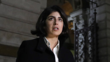 Hedges' wife Daniela Tejada was highly critical of the UK Foreign Office for not doing enough to pressure the UAE.