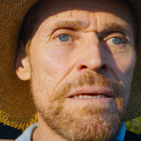 Willem Dafoe learned to paint for his role in Julian Schnabel's At Eternity's Gate.