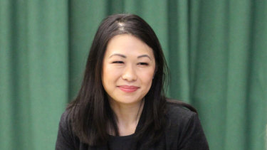 Clinical psychologist Michelle Lim.