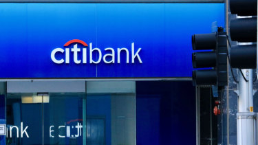 Citibank, which has a large business in Australia through credit cards, is also named in the suit.