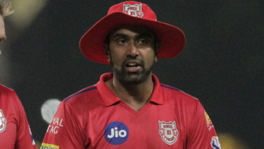 Ravi Ashwin.