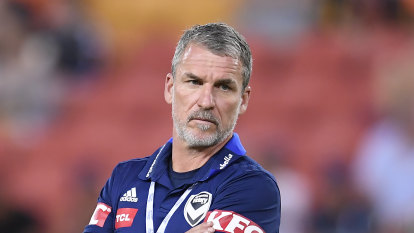 Melbourne Victory sack coach Marco Kurz after 13 games