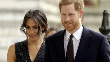Banned: any talk about the royal wedding between Harry and Meghan