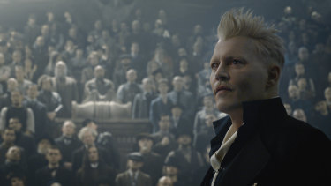 Johnny Depp will leave his role as Gellert Grindewald in the Fantastic Beasts franchise.