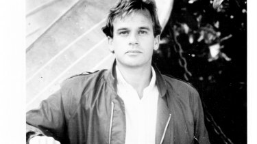 Model Mark Johnston went missing in 1986,