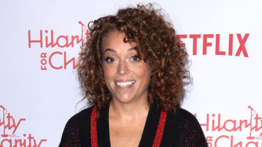 Comedian Michelle Wolf delivered the traditional ''roasting'' at the White House Correspondents' Dinner.