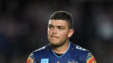 Ash Taylor has had a rough year.