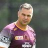 Seibold to Broncos critics: 'Take a breath and take a step back'