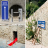 Keep your eyes peeled for these tiny, urban artworks