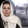 Meet the Afghan woman staring down the Taliban