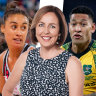 Super Netball and Thunderbirds missed a chance with Folau statement