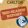 Carlton 2019 mid-season report card