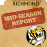 Richmond 2019 mid-season report card
